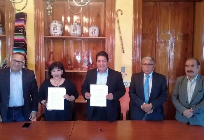 Fortalecerán el turismo comuna de Tlaxcala y Secture