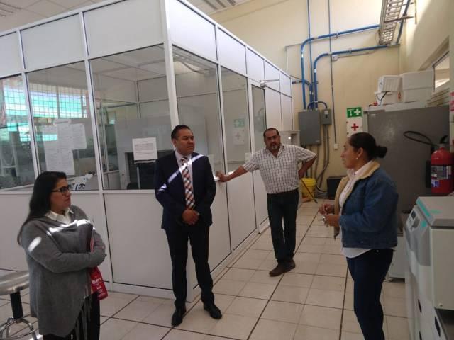 Acuerdan convenio de colaboración Chiautempan y UPTX