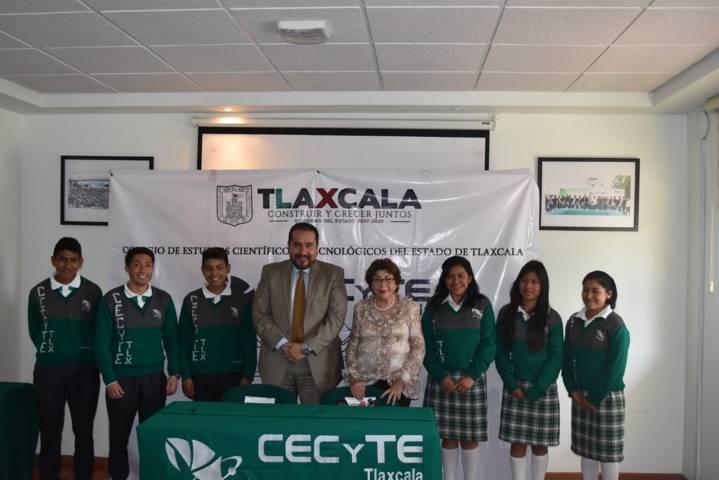 Suman esfuerzos CECYTE y UDA para fortalecer educación ambiental en jóvenes