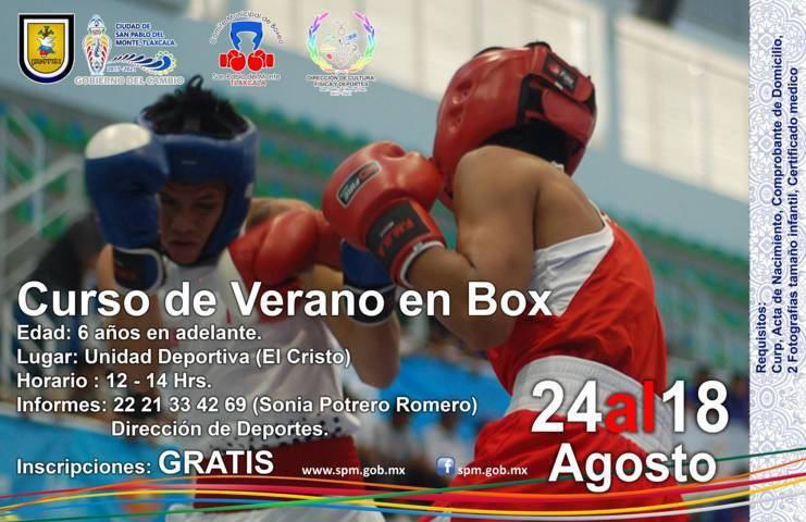 H. Ayuntamiento ofrece cursos de verano a alumnos de San Pablo del Monte