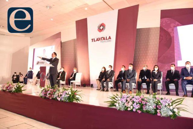 Corichi se queja por recibir en quiebra el ayuntamiento de Tlaxcala