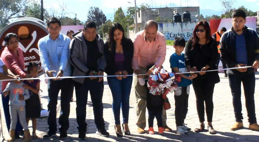 Con 2,700 m2 de adoquín mejoramos la vialidad de la Circunvalación: alcalde