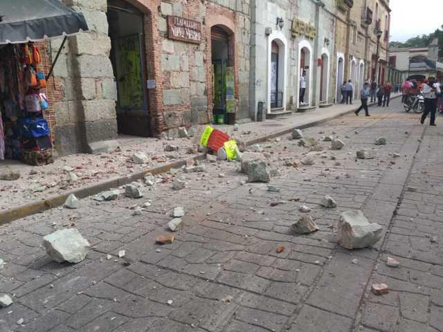 Inicia Secretaría de Cultura labores de revisión del patrimonio cultural ante sismo