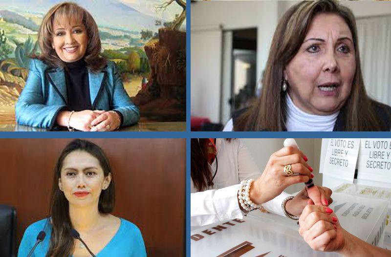 De poder a poder; lucha de mujeres en el distrito III