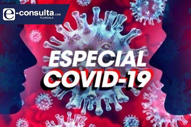 Se dispara el número de casos positivos de Covid-19 en Tlaxcala
