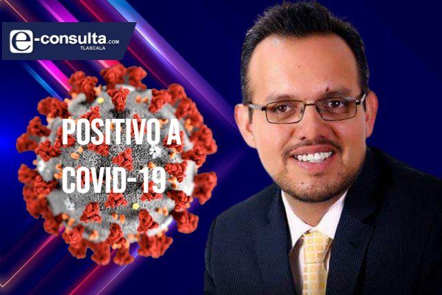 Aspirante a la gubernatura Manuel Cambrón da positivo al Covid