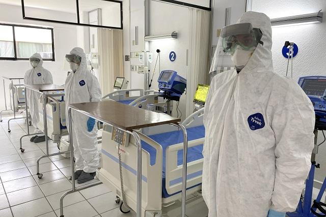 Tlaxcala cerca de superar el número de infectados de Covid-19 de julio