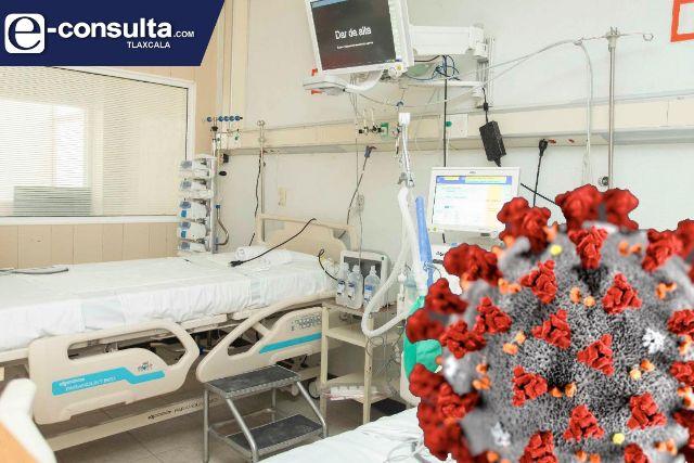 Tlaxcala tiene disponibilidad hospitalaria para atender a pacientes con Covid-19: SESA