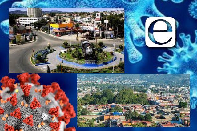 La mitad de casos de Covid-19 se registra en 6 municipios