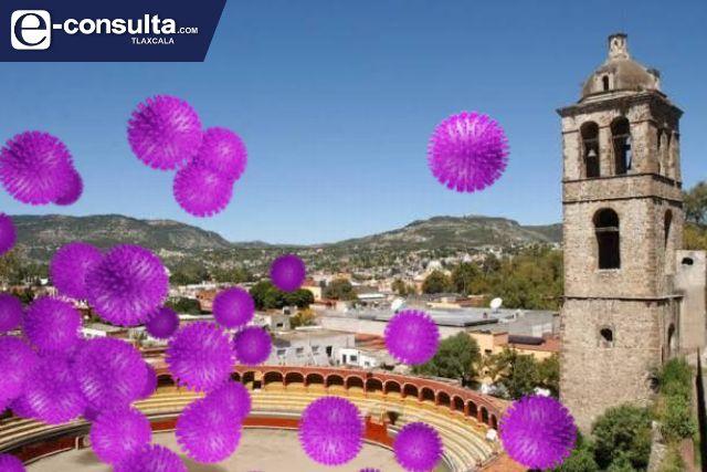 Como la capital del COVID-19 se mantiene Tlaxcala