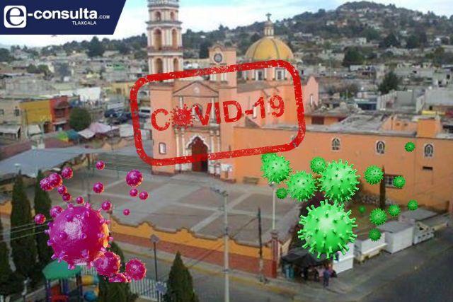 Se revela parroquia de Xaloztoc, no reabrirán para evitar contagios de covid