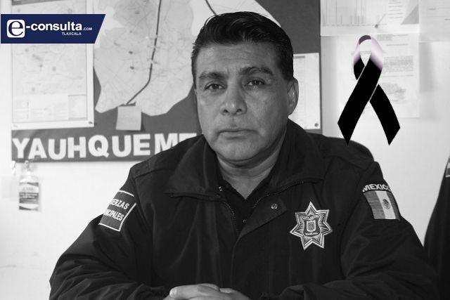 Muere director de seguridad de Yauhquemehcan; no logró vencer el Covid