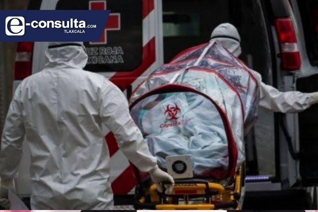 Mueren 86 tlaxcaltecas por COVID-19 en primera semana de febrero