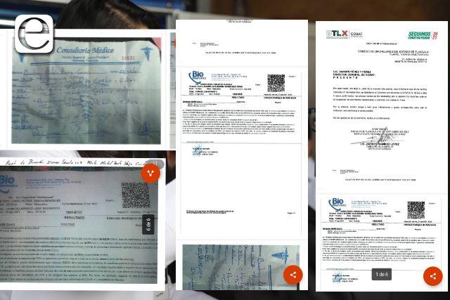 Cinco casos de Covid-19 en Cobat de Santa Cruz Tlaxcala