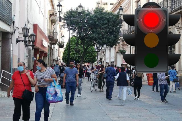 Comienza semáforo rojo por covid-19 en Guanajuato; será a partir de hoy