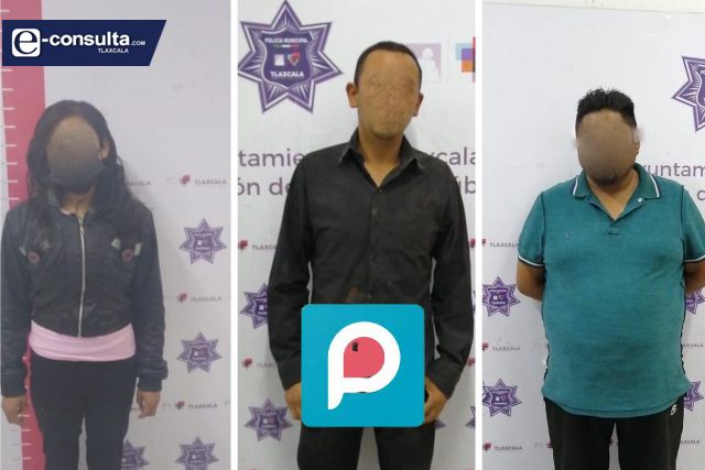 Detienen a chofer de PRONTO por robar un celular con violencia