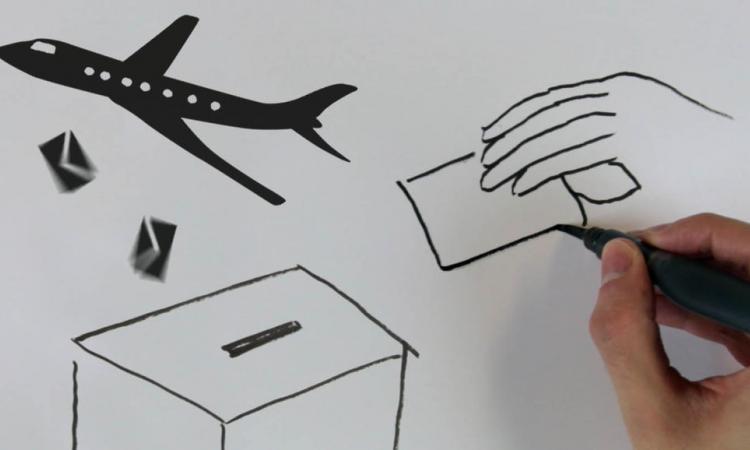 Recibe INE más de 98 mil paquetes con votos de mexicanos residentes en el extranjero