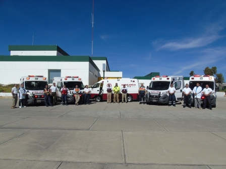 Brindará atención Centro Regulador de Urgencias Médicas de Tlaxcala