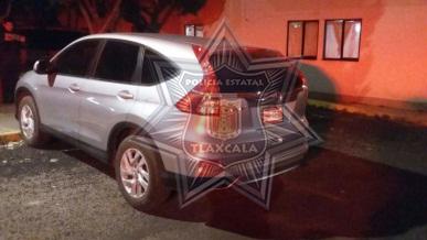 Aceptable la recuperación de vehículos robados durante 2017