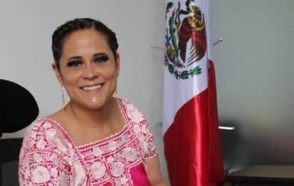 Unidad para erradicar los contagios, pide a los tlaxcaltecas Michaelle Brito