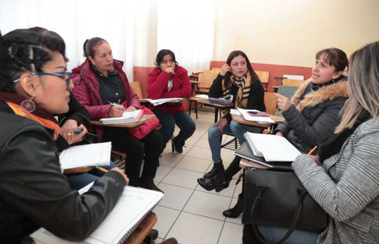 Docentes compartieron experiencias durante los consejos técnicos escolares