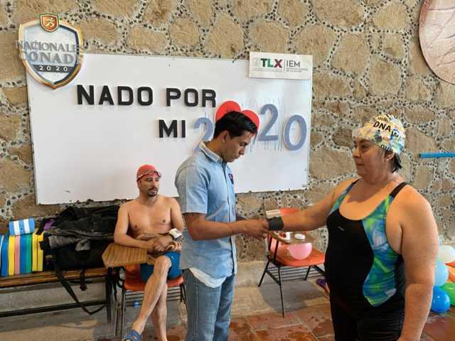 Participa Idet en el Programa Nacional Nado Por Mi Corazón