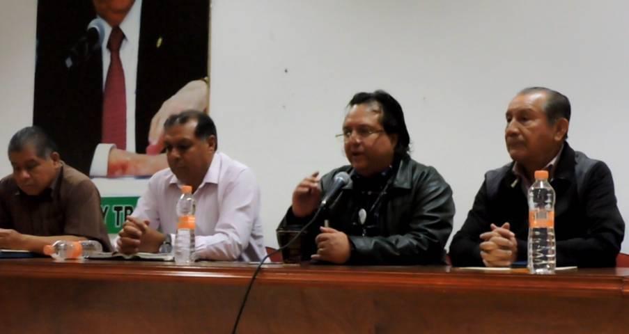 Realizan reunión de trabajo en el IMSS Tlaxcala