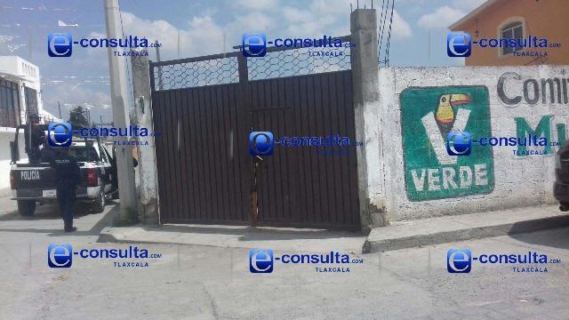 Sujetos balean casa del presidente municipal de Cuapiaxtla