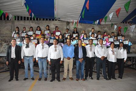 Se consolidaron acciones en San Lucas Cuauhtelulpan