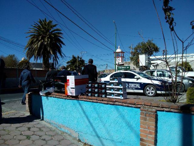Instalan más de 50 cámaras de seguridad en Cuauhtelulpan