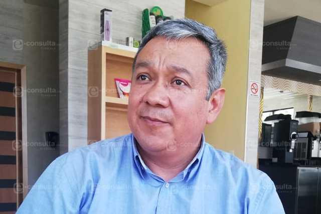 Cutberto Chávez augura su triunfo en el SNTE, presume respaldo mayoritario