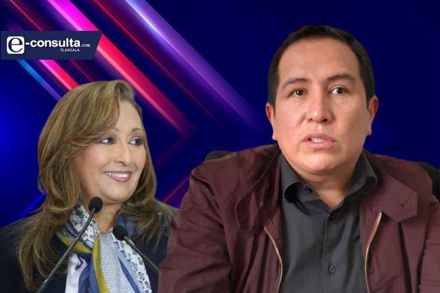 Incomodó a Lorena Cuéllar abandono de legislador Méndez Salgado
