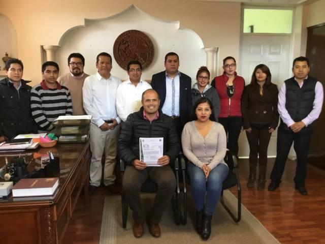 Santa Cruz Tlaxcala primer Ayuntamiento al entregar cuenta pública