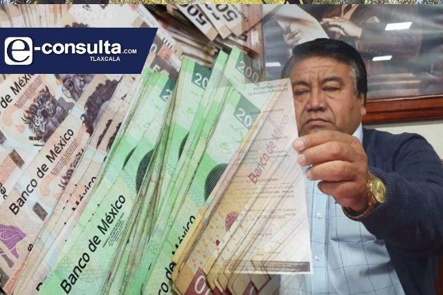 El Picapiedra y cuatro alcaldes más les reprueban su cuenta pública 2019