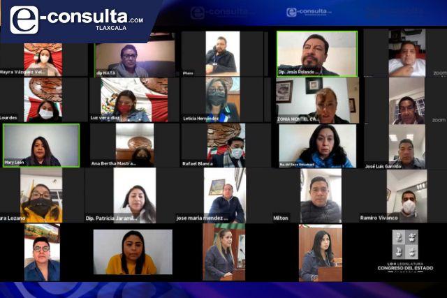 Dictamina Congreso de Tlaxcala 12 cuentas públicas del 2019