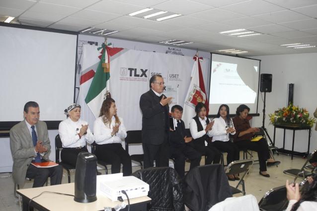 Dan curso a figuras educativas curso sobre Ley Anticorrupción