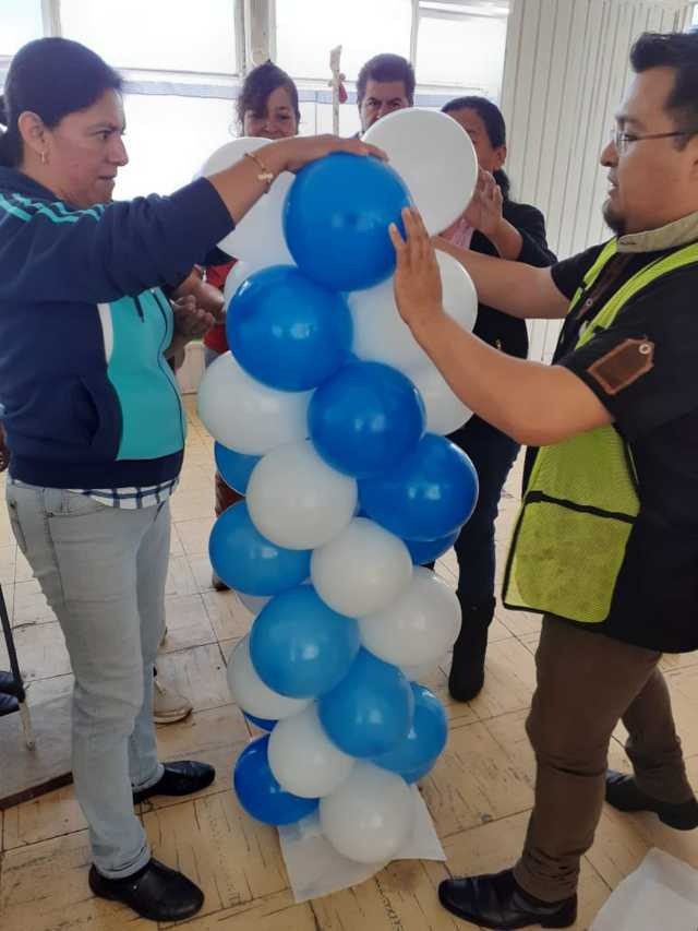 Ayuntamiento y SMDIF llevan a cabo diferentes acciones en beneficio de la gente