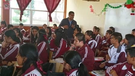 Fortalece comuna capitalina la educación y la cultura de prevención