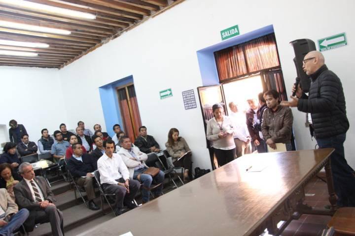 Huamantla se pone en la vanguardia en materia de sustentabilidad: alcalde