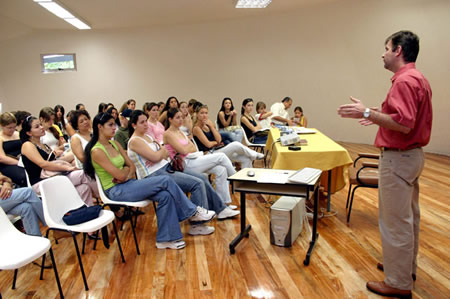 Realizarán cursos de capacitación a prestadores de servicios de Huamantla