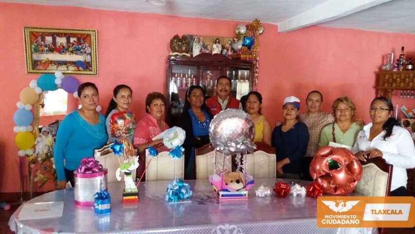 Mujeres de Acuitlapilco, se capacitan en curso de decoración con globos: Refugio Rivas