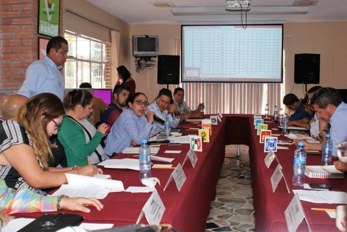 Selecciona INE Tlaxcala a 119 mil 285 ciudadanos para las MDC