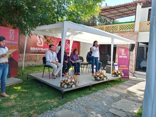Conmemoran Día de la Mujer en RJ Tlaxcala