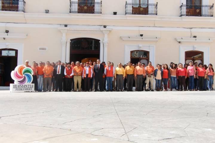 En Huamantla rechazamos cualquier tipo de violencia contra la mujer: alcalde