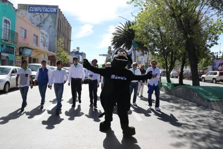 Alcalde de Apizaco encabeza Donatón 2018