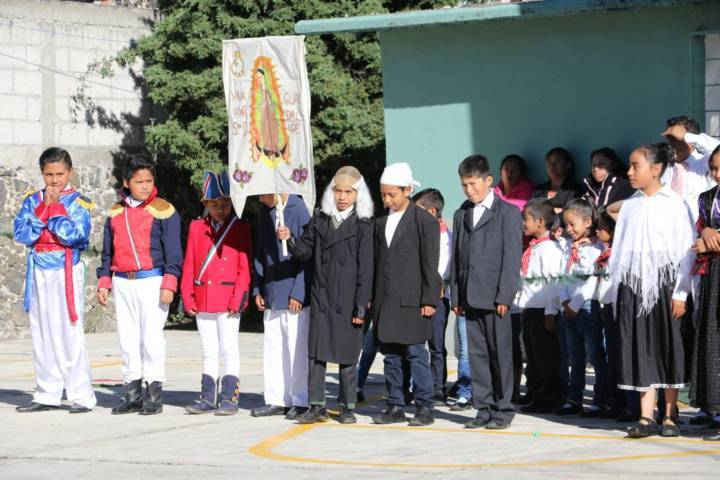 Conmemoran en Apizaco el 197 Aniversario de la Consumación de Independencia de México