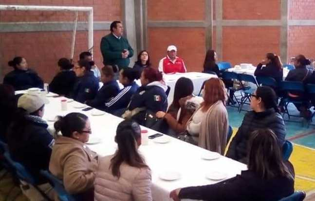 El trabajo de las mujeres es orgullo de esta administración: Rivera Mora