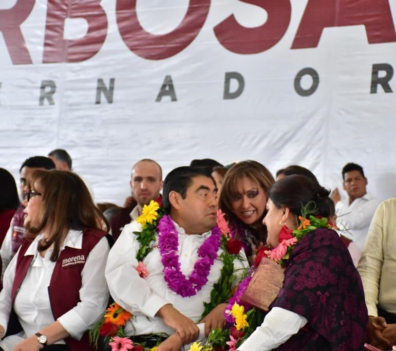 Triunfo de Barbosa en Puebla fortalece a Lorena en Tlaxcala