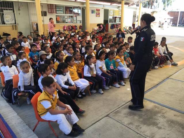 Inicia en Xicohtzinco Semana de la Prevención del Delito