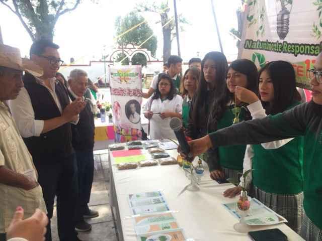 Celebra Tianguis Alternativo de Chiautempan su primer aniversario